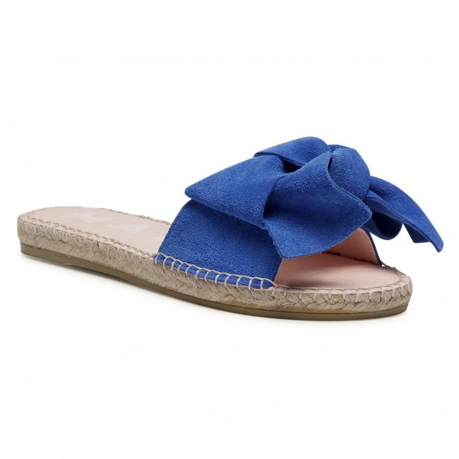 Espadrilky MANEBI - Sandals With Bow M 3.5 J0 Electric Blue