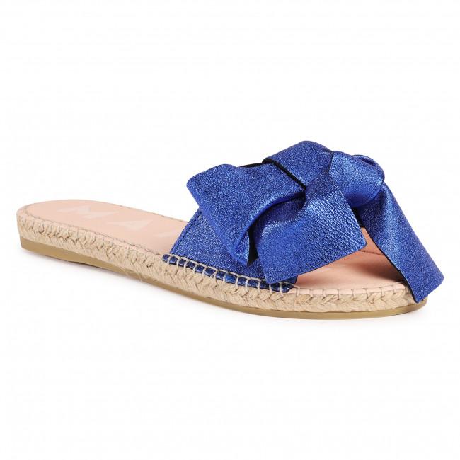Espadrilky MANEBI - Sandals With Bow O 1.6 J0 Electric Blue
