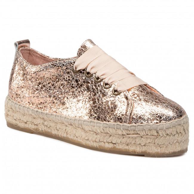 Espadrilky MANEBI - Sneakers D G 0.4 E0 Rose Gold