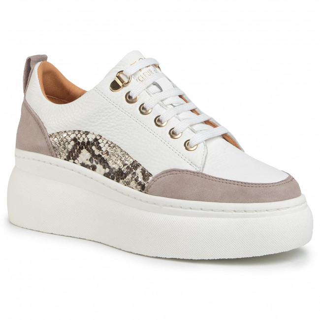 Sneakersy CYCLEUR DE LUXE - Cali CDLW202015  White/Beige