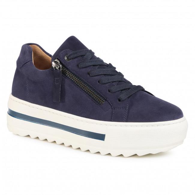Sneakersy GABOR - 56.498.36 Bluette