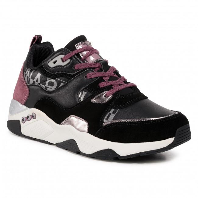 Sneakersy NAPAPIJRI - Lea NP0A4F8U  Black 411