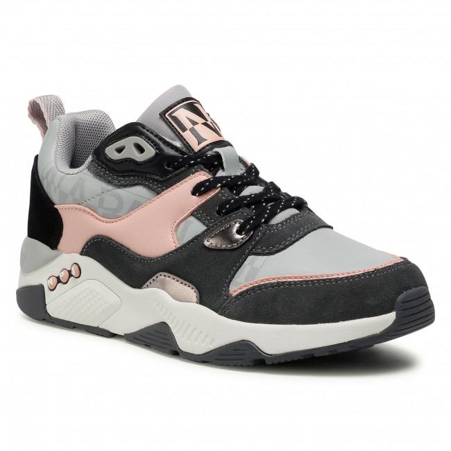 Sneakersy NAPAPIJRI - Leaf NA4F8U Grey Harbor H75