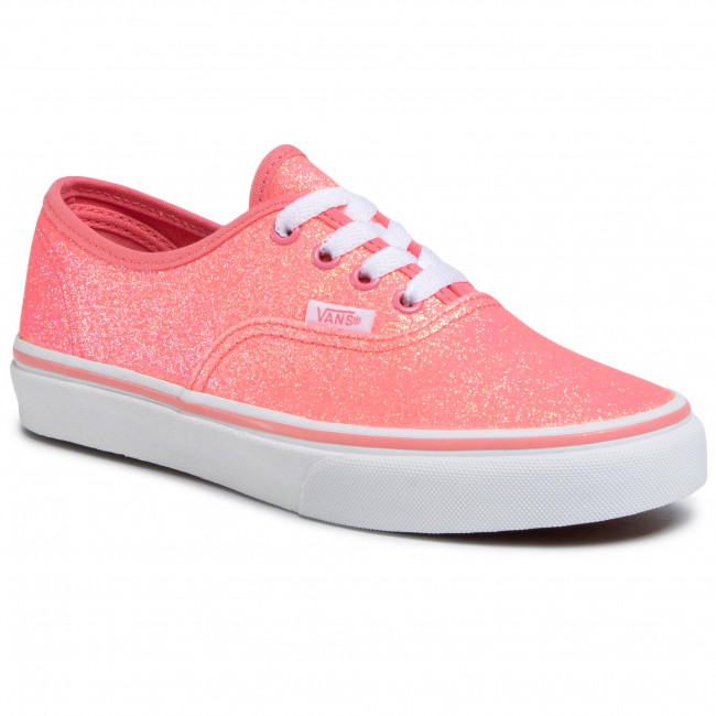 Tenisky VANS - Authentic VN0A4UH3WHJ1 (Neon Glitter)Pink/Tr Wht