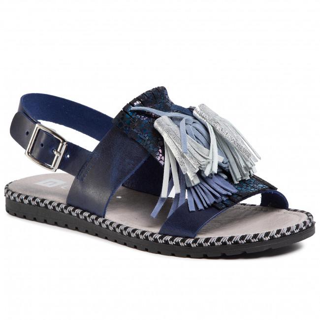 Sandále NESSI - 19569/M Granat 1