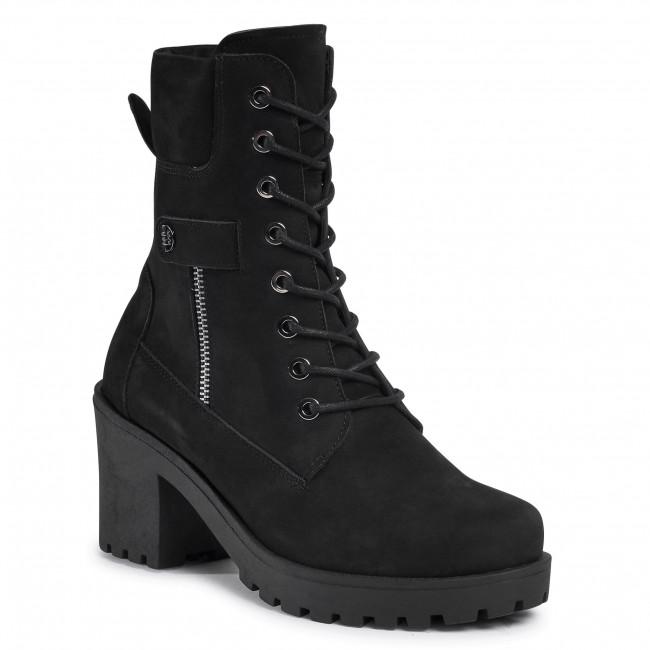 Outdoorová obuv OLEKSY - M42/1/540 Čierna