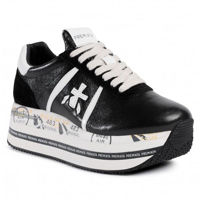 Sneakersy PREMIATA - Beth 4842  Black