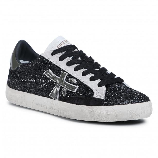 Sneakersy PREMIATA - Stevend 4874 Black/Grey