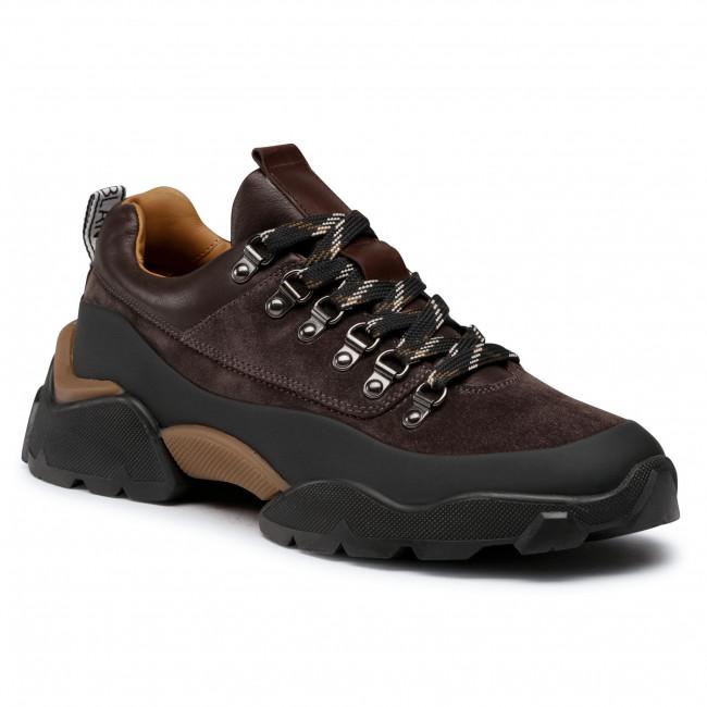 Sneakersy VOILE BLANCHE - Cat 03 0012015490.02.1A01 Nero/Antracite