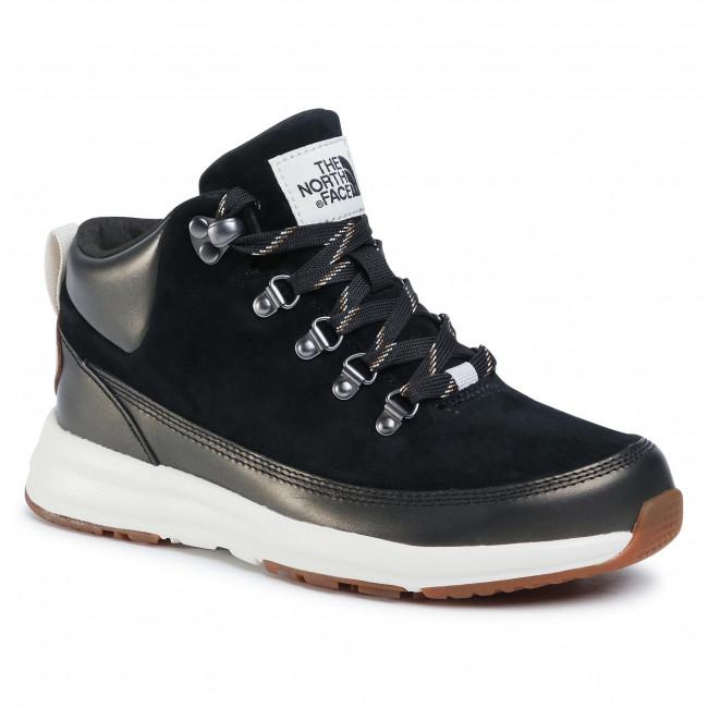 Trekingová obuv THE NORTH FACE - Back-To-Berkeley Redux Remtlz Lux NF0A46AVLQ61 Tnf Black/Vintage White