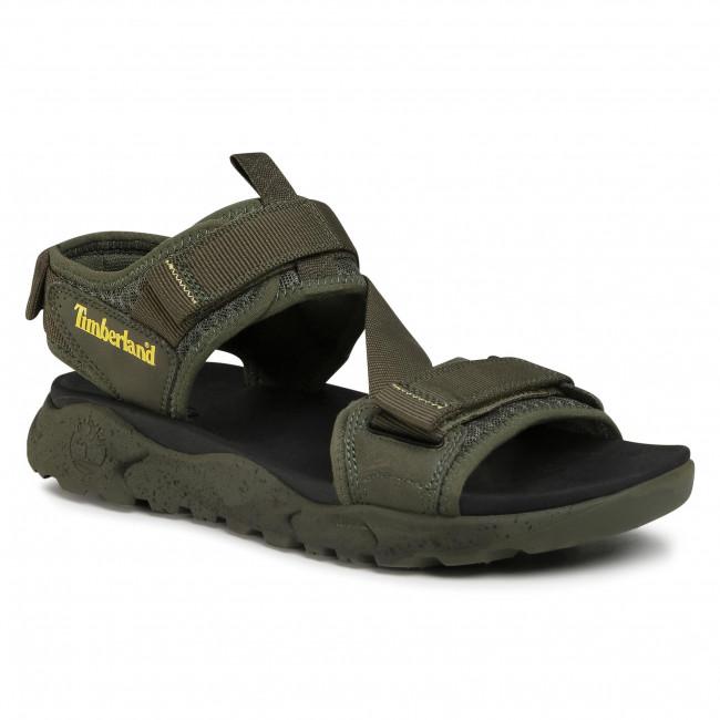 Sandále TIMBERLAND - Ripcord Backstrap TB0A23KHA581  Dark Green Mesh