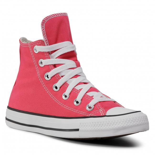 Tramky CONVERSE - Ctas Hi 168572C  Carmine Pink