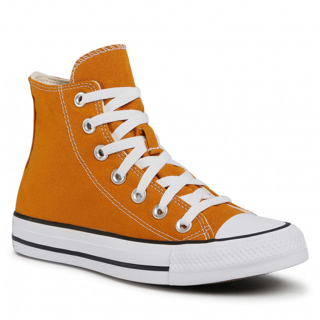 Tramky CONVERSE - Ctas Hi 168573C  Saffron Yellow