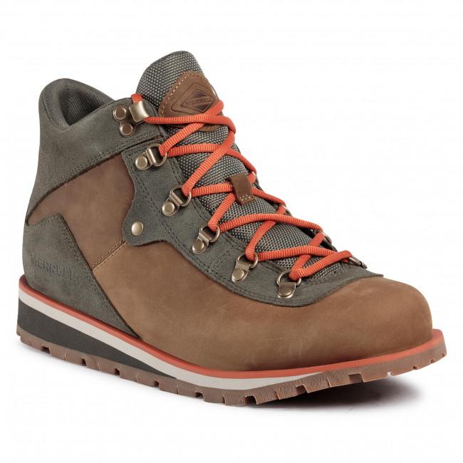 Trekingová obuv MERRELL - West Fork Wp J000909 Butternut