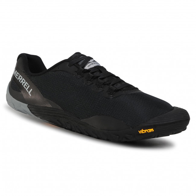 Topánky MERRELL - Vapor Glove 4 J066583 Black/Black