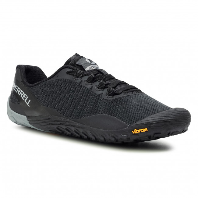 Topánky MERRELL - Vapor Glove 4 J066684 Black/Black