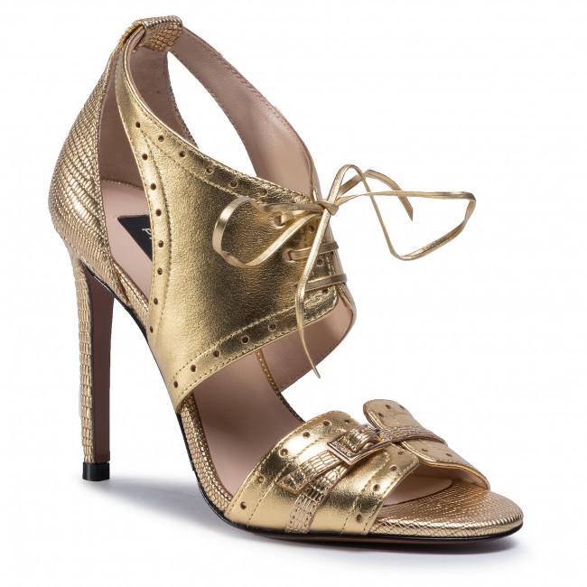 Sandále PINKO - Francine 1 Sandalo AI 20-21 PBKSH 1P21TT Y6LP Gold H55
