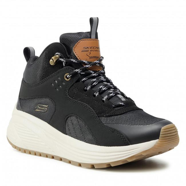 Sneakersy SKECHERS - BOBS SPORT Mt. Goddess 117053/BLK Black