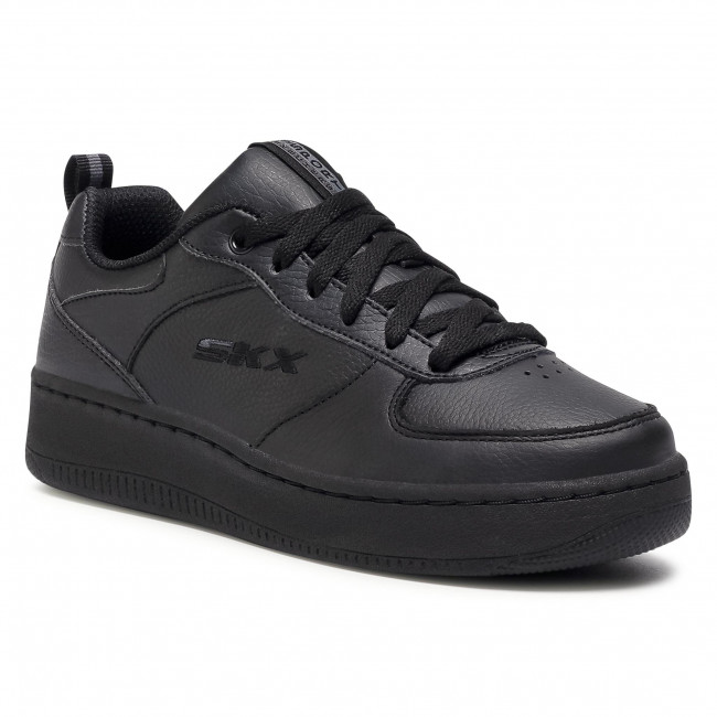 Sneakersy SKECHERS - Sport Court 90 149440/BBK Black