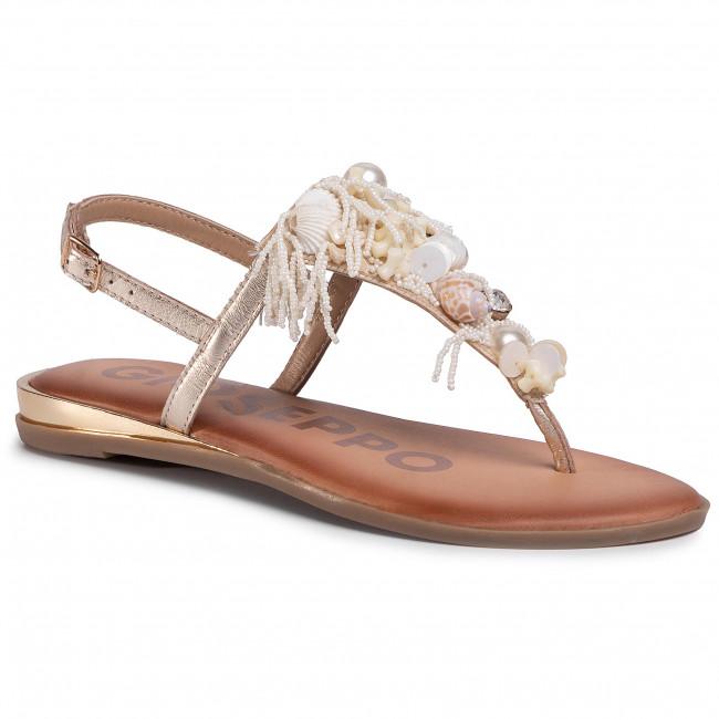 Sandále GIOSEPPO - Mayodan 58558  Gold