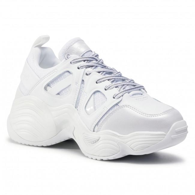 Sneakersy EMPORIO ARMANI - X3X099 XM583 R767 White/White