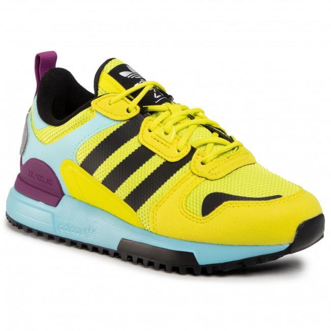 Topánky adidas - Zx 700 Hd J FX5234 Aciyel/Cblack/Hazsky