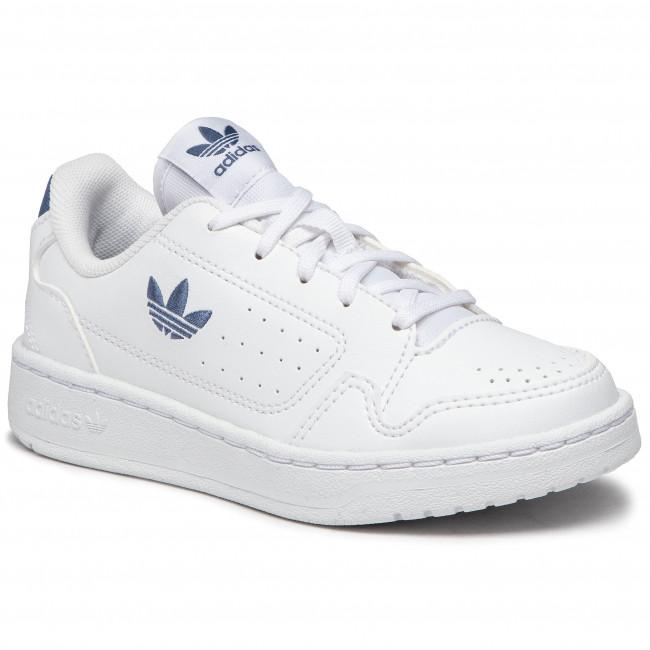Topánky adidas - Ny 90 C FX6474  Ftwwht/Creblu/Ftwwht