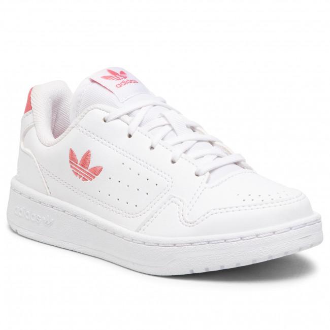 Topánky adidas - Ny 90 C FX6475 Ftwwht/Hazros/Ftwwht