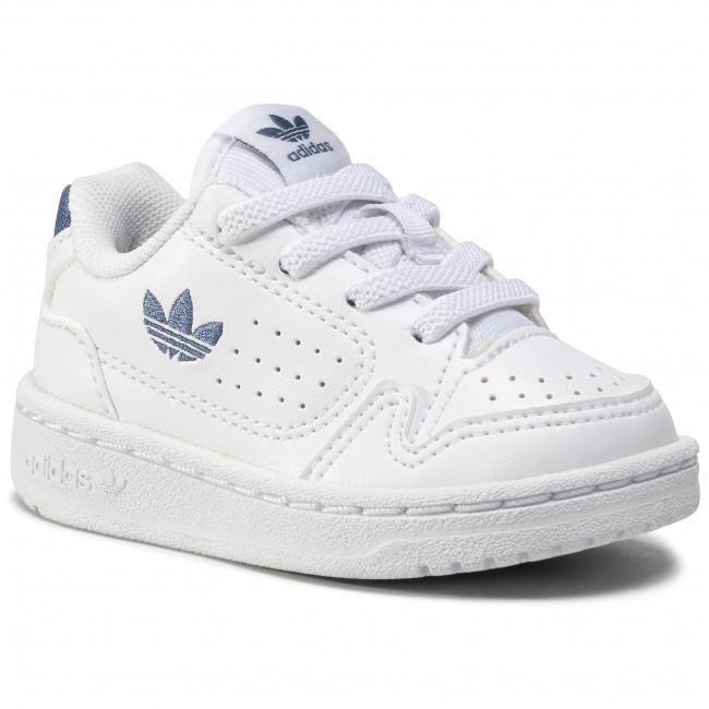 Topánky adidas - Ny 90 El I FX6478 Ftwwht/Creblu/Ftwwht