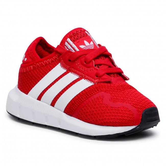 Topánky adidas - Swift Run X I FY2185 Scarle/Ftwwht/Cblack