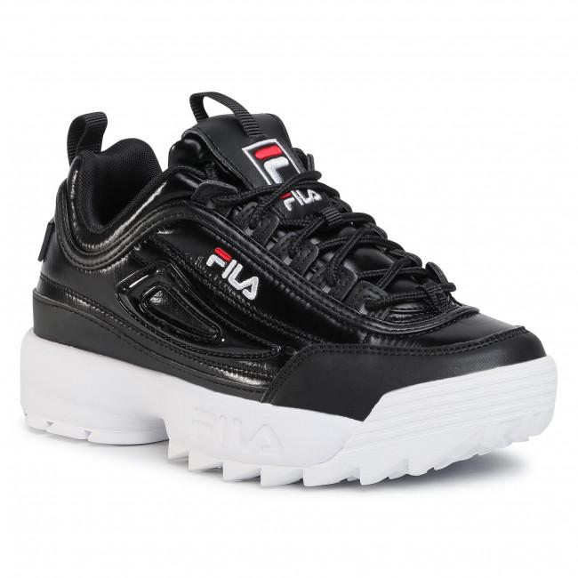 Sneakersy FILA - Disruptor N Low Wmn 1011020.25Y Black