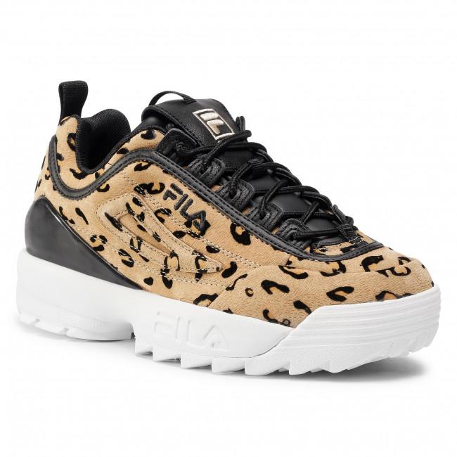 Sneakersy FILA - Disruptor Premium A Wmn 1011021.30Z Irish Cream