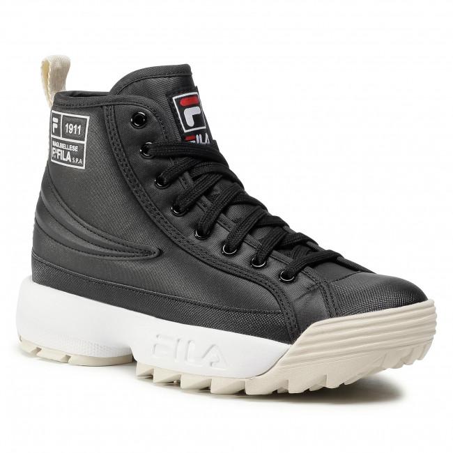 Outdoorová obuv FILA - Retroruptor Wmn 1011022.25Y Black