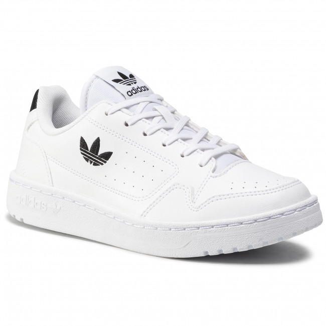 Topánky adidas - Ny 90 J FY9840 Ftwwht/Cblack/Ftwwht