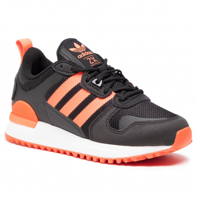 Topánky adidas -  Zx 700 Hd J H68623 Cblack/Solred/Ftwwht