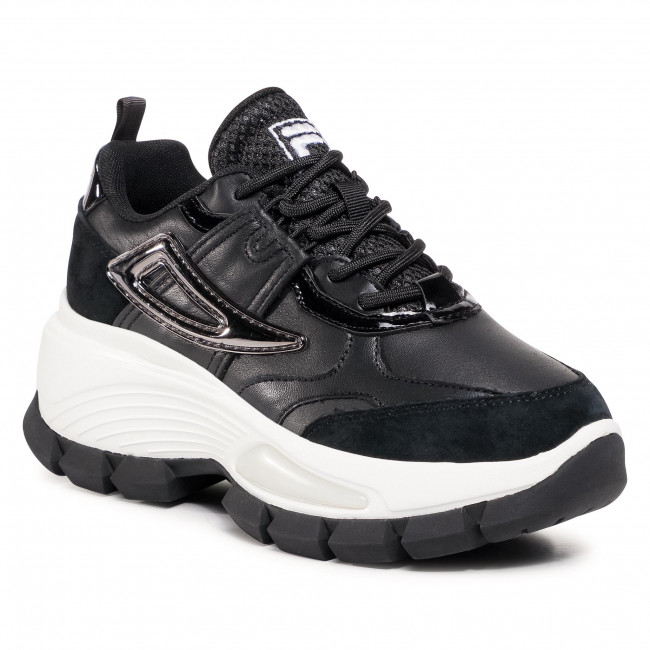 Sneakersy FILA - City Hiking L Wmn 1011112.25Y Black