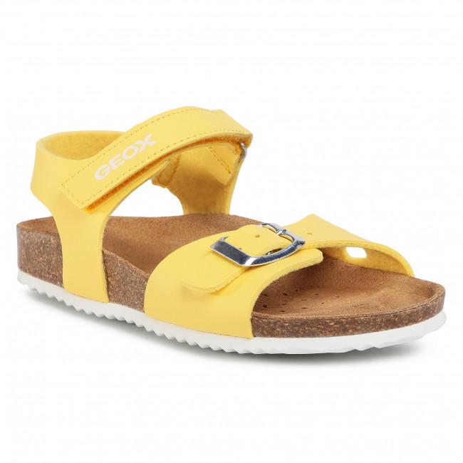Sandále GEOX -  J028MC 000BC C2004 S Lt Yellow