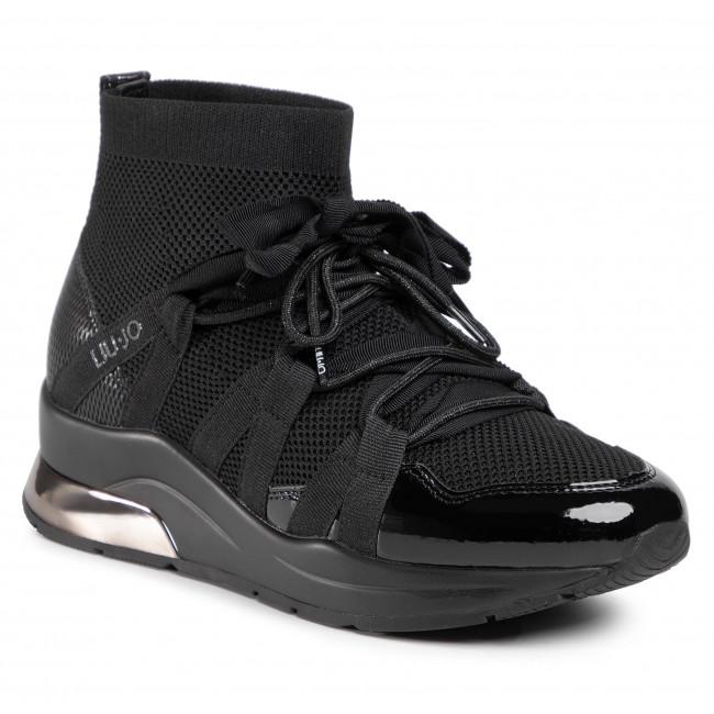 Sneakersy LIU JO - Karlie 105 4F0783 TX140  Black 22222