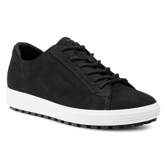 Sneakersy ECCO - Soft 7 Tred W 45037352429 Black/Black/Black