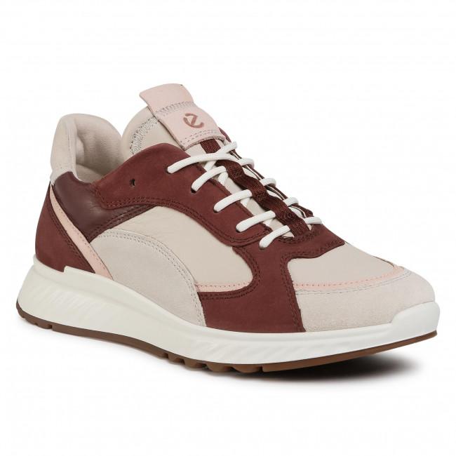 Sneakersy ECCO - St. 1 W 836353 Multicolor Gravel