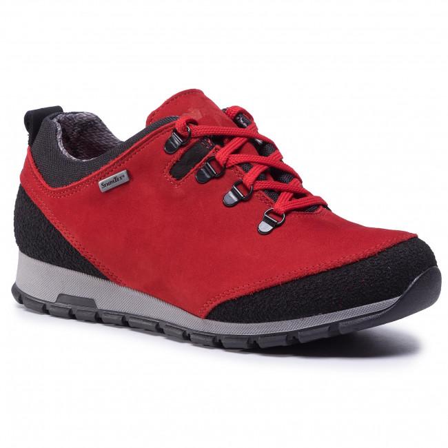 Trekingová obuv NIK - 05-0623-23-3-12-03 Červená