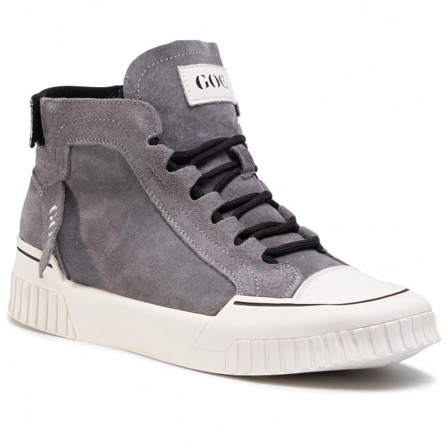 Sneakersy GOE - GG2N3079 Dk. Grey