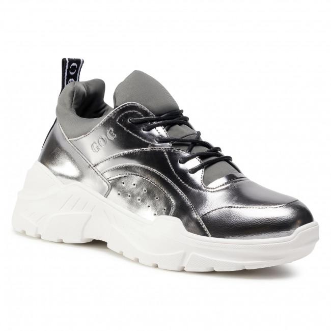 Sneakersy GOE - GG2N3040 Gun/Silver