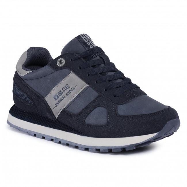 Sneakersy BIG STAR - GG274676 403 Navy/Grey