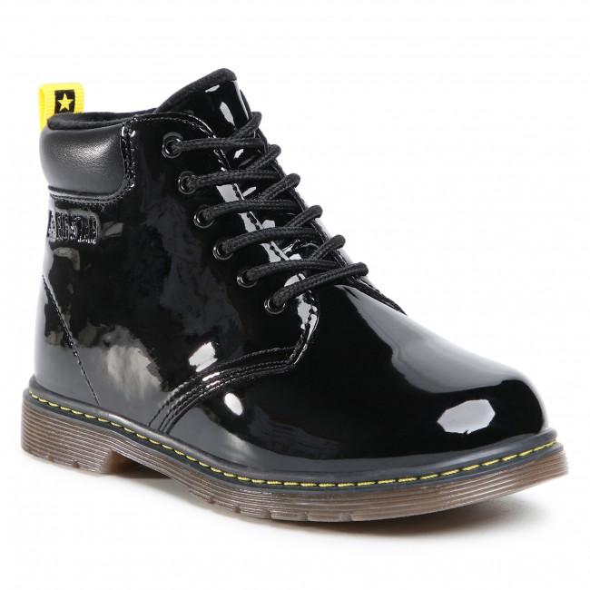 Členková obuv BIG STAR - GG374075  Black