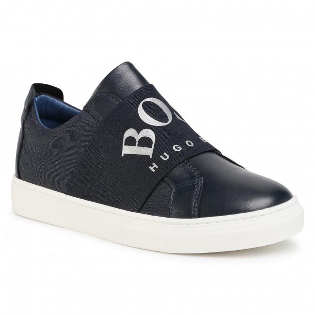 Sneakersy BOSS - J29227 S Navy 849
