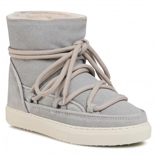 Topánky INUIKII - Sneaker Glitter 70202-111 Light Grey