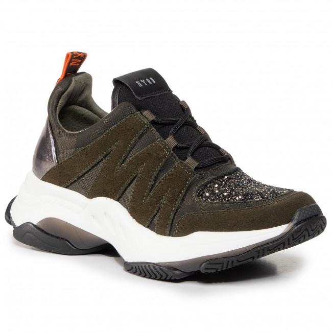 Sneakersy STEVE MADDEN - Maximus SM11000383-03006-353 Olive Multi