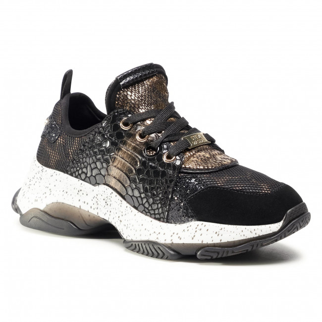Sneakersy STEVE MADDEN - Mescal SM11000687-04005-363 Blk/Gold