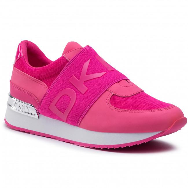 Sneakersy DKNY - Marli K4099082  Pnk SHS